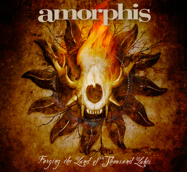 Предстоящий пакет DVD от Amorphis - «Forging The Land Of Thousand Lakes»