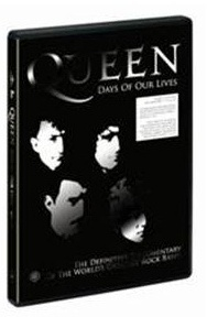 Queen - Days Of Our Lives DVD / BLU-RAY - Дата выпуска: 28 ноября 2011