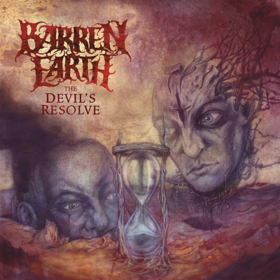 Barren Earth-второй альбом The Devil`s Resolve