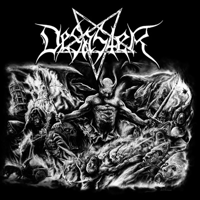 Desaster-новый альбом The Arts Of Destruction
