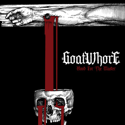 Goatwhore-альбом Blood For The Master, обложка и треклист