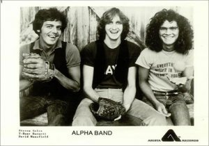Alpha Band