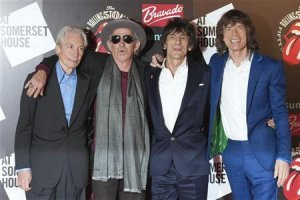 «The Rolling Stones» едут в Китай