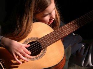 Особенности классической гитары
