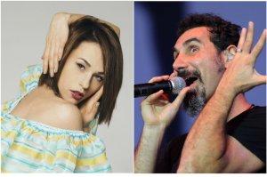 Серж Танкян запишет совместный трек с Катей IOWA
