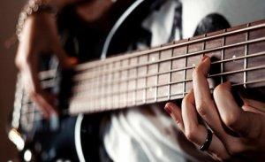 Курсы бас-гитары с нуля