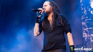 Вокалист группы Korn рассказал о новом альбоме своего коллектива